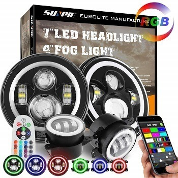 Sunpie LED Halo Headlight