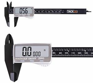 Tacklife Digital Caliper with Larger LCD Display