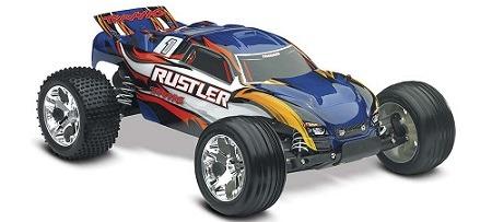Traxxas Rustler RTR Stadium Truck