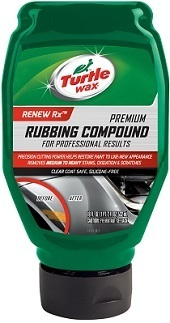 Turtle Wax T-415 Premium Rubbing Compound