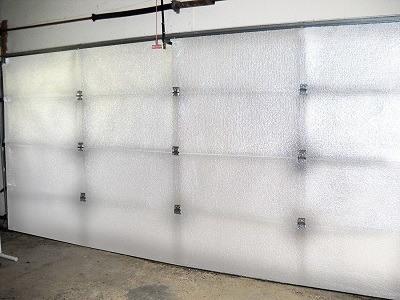 US Energy Products Nasa Tech Garage Door Insulation Kit