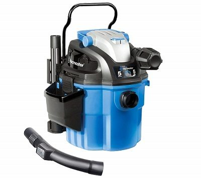 Vacmaster Shop Vacuum with Remote Control