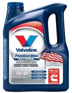 Valvoline 774038 5W-40 Premium Diesel Motor Oil