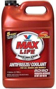 Valvoline MaxLife 719005 Universal Antifreeze/Coolant