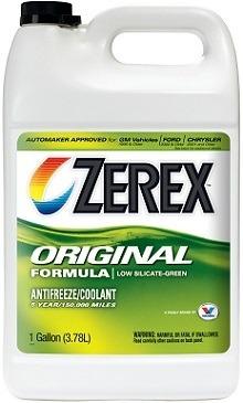Valvoline Zerex Original Green Concentrated Antifreeze Coolant