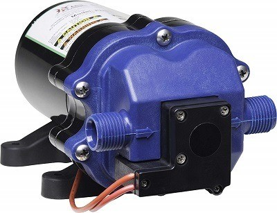 WFCO Pdsi-130-1240e RV Water Pump