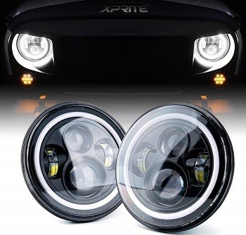 Xprite LED Halo Light