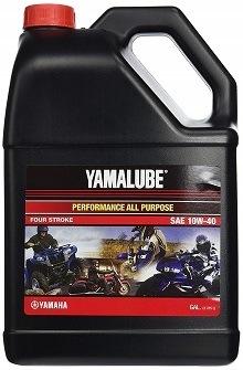 Yamalube All Purpose 10W-40 4 Stroke Oil