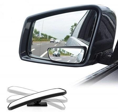 Liberrway Adjustable Blind Spot Mirror