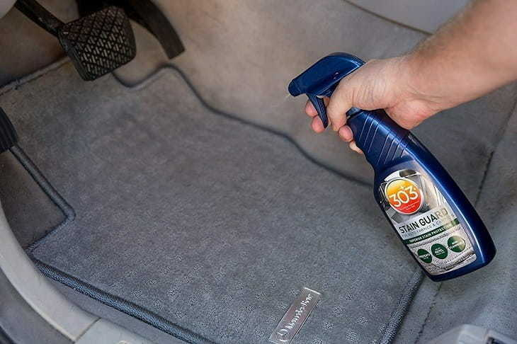 Best Car Carpet Stain Remover