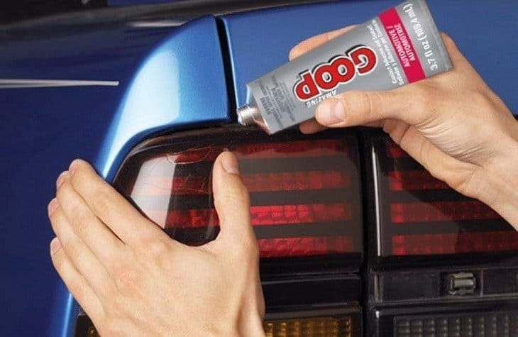 Best Plastic Glue For Car