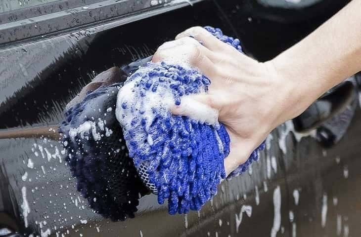 Best Wash Mitt & Sponge