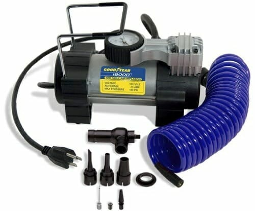 7 Best Portable Air Compressors – Reviews & Buying Guide