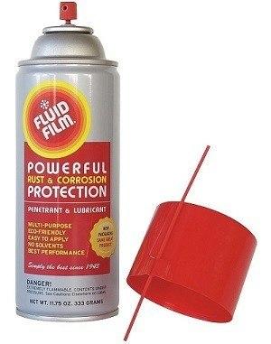 Fluid Film Lubricant/ Corrosion Inhibitor, 11.75 oz.