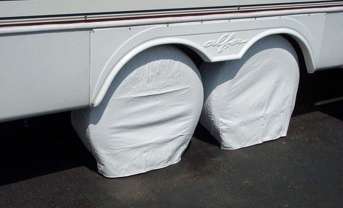 How to Buy the Best RV Tire Cover