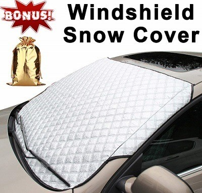 Supernova Car Windshield Snow Cover Large