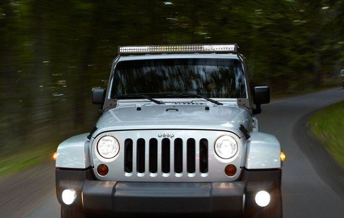 Best 50-inch LED Light Bar