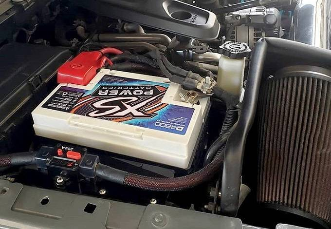 Best Car Audio Battery