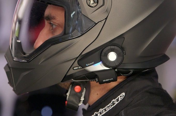 Best Motorcycle Helmet Speaker