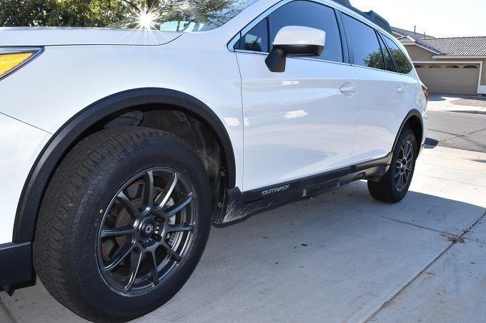 Best Tires for Subaru Outback