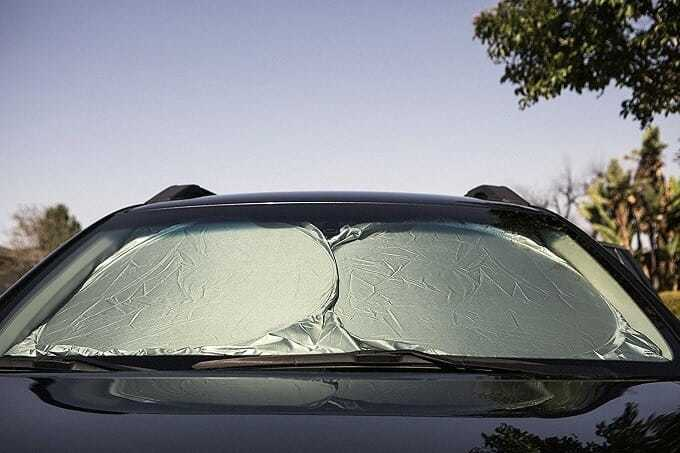 Best Windscreen Sunshade