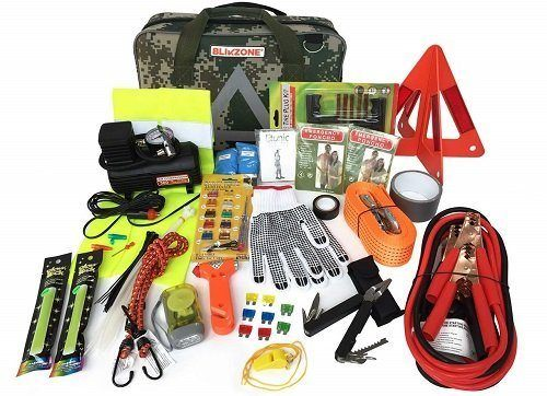 Blikzone Roadside Assistant Kit