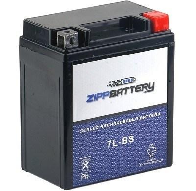 Chrome Battery YTX7L