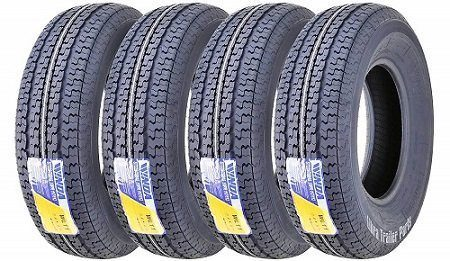 Grand Ride Premium Trailer Tire