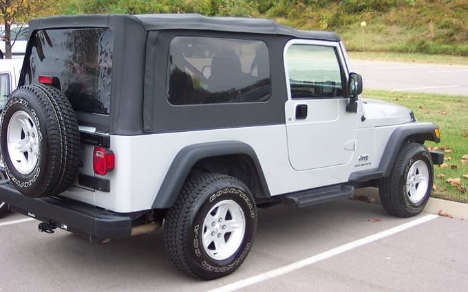 How To Buy The Best Jeep Soft Tops