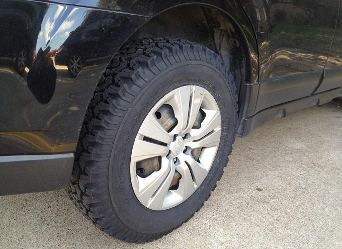 How to Buy the Best Tire for Subaru Outback