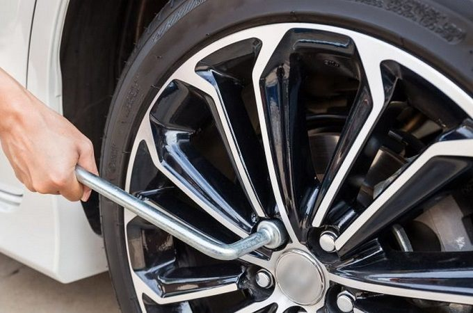 How to Remove Locking Wheel Nut without Key