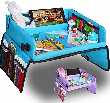 Kids Bright Toys Car Seat Tray