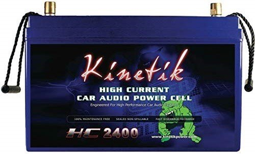 Kinetic KHC2400