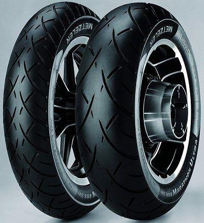 Metzeler ME 888 Marathon Ultra Motorcycle Tires