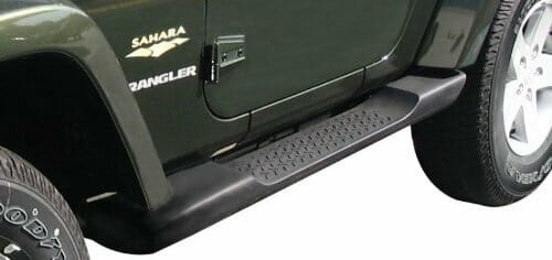 Mopar Jeep Wrangler Running Board