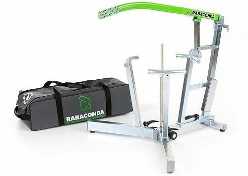 Rabaconda Tire Changer Machine