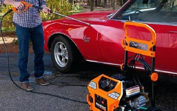 Safety Tips When Using Pressure Washer for Car