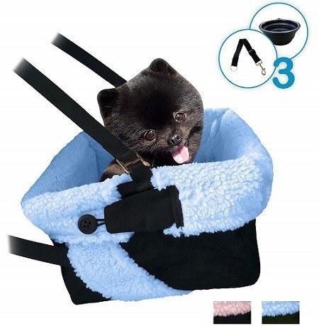 Stella and Bear Car Seat