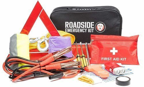 WNG Brands Car Emergency Kit