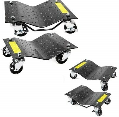 XtremepowerUS Skates Dolly