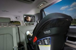 Best Backseat Baby Mirror