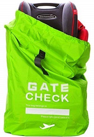 EleFox Gate Check Car Seat Travel Bag