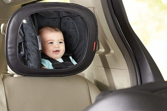 How to Buy the Best Backseat Baby Mirror