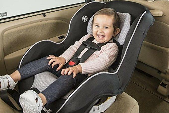 Infant vs. Convertible Car Seat