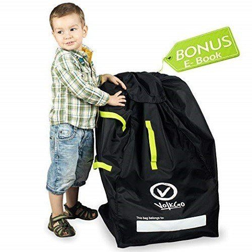 VolkGo Durable Car Seat Bag