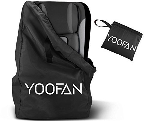Yoofan Unisex Car Seat Travel Bag