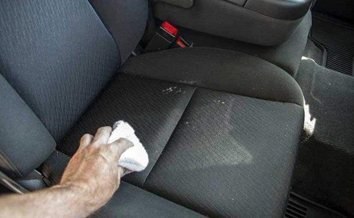 How to Clean Cloth/Fabric Car Seats