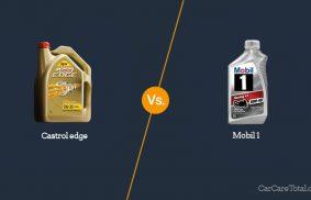 Castrol Edge vs. Mobil 1