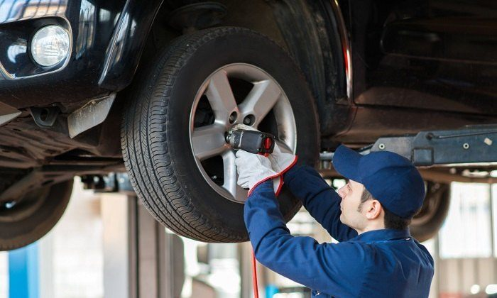 Average Wheel Bearing Replacement Cost