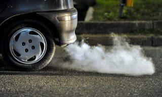 Car Smells Like Burning Rubber